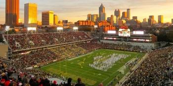 Georgia Tech Football Games