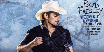 Brad Paisley: Weekend Warrior Tour