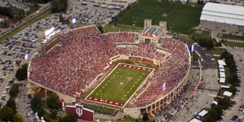 Indiana Hoosiers Football Games