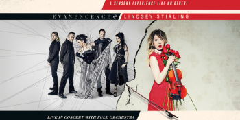 Evanescence & Lindsey Stirling 2018 North American Tour