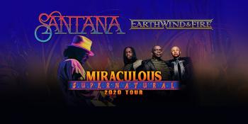 Santana with Earth, Wind, and Fire: