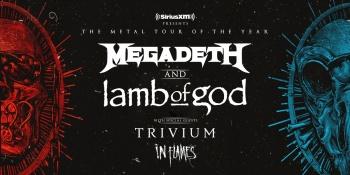 Megadeth and Lamb of God: