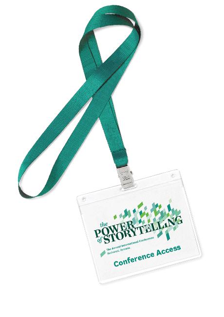 Conference registration FULL